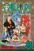 ONE PIECE GN VOL 31