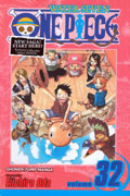 ONE PIECE GN VOL 32