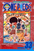 ONE PIECE GN VOL 33