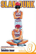 SLAM DUNK VOL 8 GN
