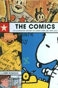 COMICS ILLUSTRATED HISTORY OF COMIC STRIP ART HC