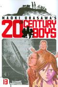 NAOKI URASAWA 20TH CENTURY BOYS GN VOL 13