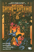 BATMAN GATES OF GOTHAM TP