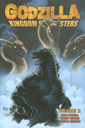GODZILLA KINGDOM OF MONSTERS TP VOL 02