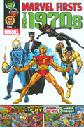 MARVEL FIRSTS 1970S TP VOL 01