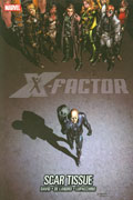X-FACTOR TP VOL 12 SCAR TISSUE