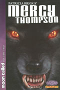 PATRICIA BRIGGS MERCY THOMPSON MOON CALLED TP VOL 02