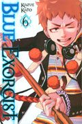BLUE EXORCIST GN VOL 06