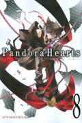 PANDORA HEARTS GN VOL 08