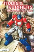 TRANSFORMERS REGENERATION TP VOL 01