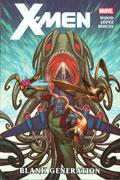 X-MEN BLANK GENERATION TP