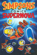 SIMPSONS COMICS SUPERNOVA TP