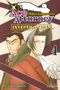 MILES EDGEWORTH ACE ATTORNEY GN VOL 04 (MR)