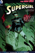 SUPERGIRL TP VOL 03 SANCTUARY (N52)