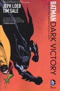 BATMAN DARK VICTORY TP NEW ED
