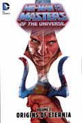 HE-MAN AND THE MASTERS OF THE UNIVERSE TP VOL 02 ORIGINS OF ETERN