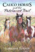 CALICO HORSES AND PATCHWORK TRAIL PROSE SC