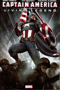 CAPTAIN AMERICA TP LIVING LEGEND