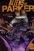 ALIENS VS PARKER TP VOL 01 (MR)