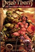 DEJAH THORIS & GREEN MEN OF MARS TP VOL 01 RED MEA