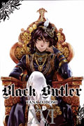 BLACK BUTLER TP VOL 16