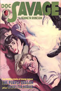 DOC SAVAGE DOUBLE NOVEL VOL 72 PURPLE DRAGON