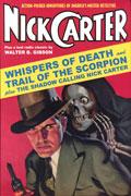 NICK CARTER DOUBLE NOVEL #2