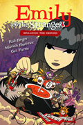 EMILY AND THE STRANGERS HC VOL 02 BREAKING RECORD