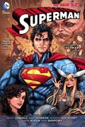 SUPERMAN TP VOL 04 PSIWAR (N52)