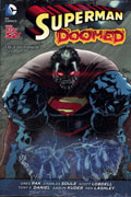 SUPERMAN DOOMED HC (N52)