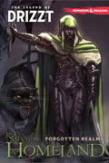 DUNGEONS & DRAGONS LEGEND OF DRIZZT TP VOL 01 HOMELAND