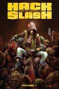 HACK SLASH SON OF SAMHAIN TP VOL 01 (MR)