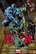 INDESTRUCTIBLE HULK TP VOL 04 HUMANITY BOMB