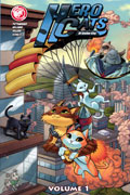 HERO CATS TP VOL 01