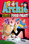 ARCHIE COMICS SPECTACULAR FOOD FIGHT TP