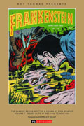 ROY THOMAS PRESENTS BRIEFER FRANKENSTEIN HC VOL 07 1952-53