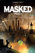 MASKED GN VOL 01 ANOMALIES TP (MR)