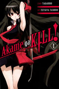 AKAME GA KILL GN VOL 01
