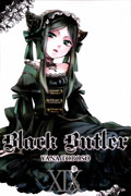 BLACK BUTLER TP VOL 19