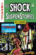 EC ARCHIVES SHOCK SUSPENSTORIES HC VOL 01