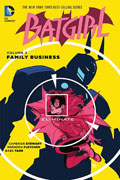 BATGIRL TP VOL 02 FAMILY BUSINESS