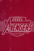 AVENGERS GEORGE PEREZ MARVEL ARTIST SELECT HC