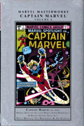 MMW CAPTAIN MARVEL HC VOL 06