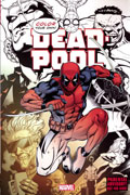 COLOR YOUR OWN DEADPOOL TP