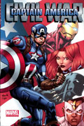 MARVEL UNIVERSE CAPTAIN AMERICA CIVIL WAR DIGEST TP