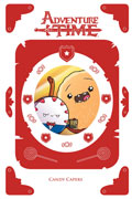 ADVENTURE TIME CANDY CAPERS ENCHIRIDION ED HC
