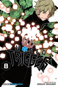 WORLD TRIGGER GN VOL 08