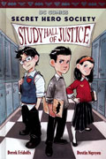 SECRET HERO SOCIETY HC VOL 01 STUDY HALL OF JUSTICE