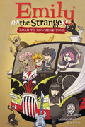 EMILY AND THE STRANGERS HC VOL 03 ROAD TO NOWHERE TOUR