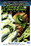 HAL JORDAN & GLC TP VOL 01 SINESTROS LAW (REBIRTH)